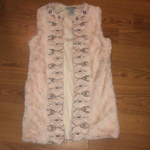 FLYING TOMATO OPEN FRONT SOFT VEST SZ.S